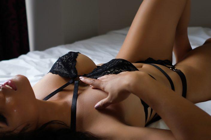 boudoir detail shot